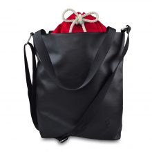 Bag with inner backpack