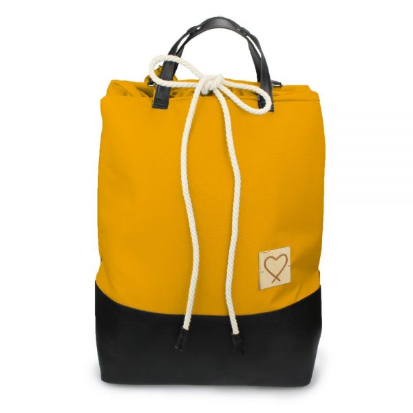 Travel bag Yellow traveller