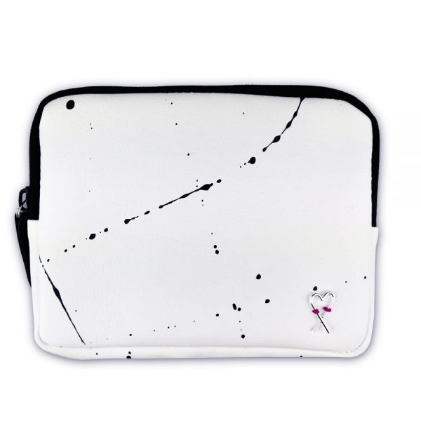 Foto - Wallet Splashed white