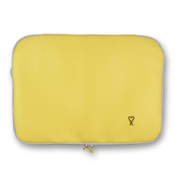 Obal na notebook 15' Yellow stone