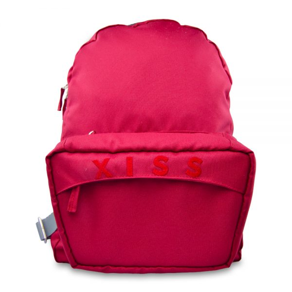 Backpack & fanny pack Red