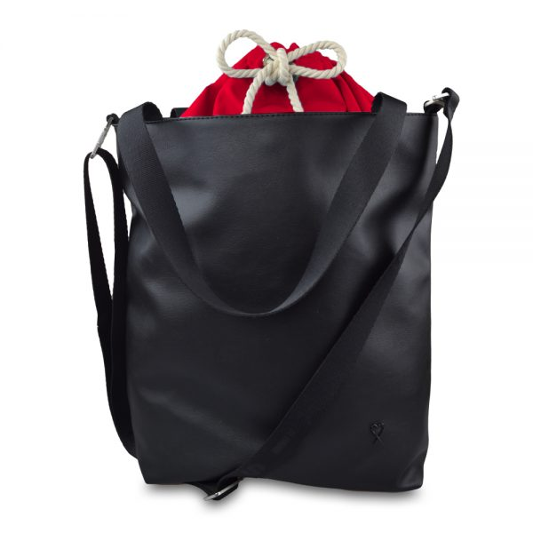 Bag Strawberry & black