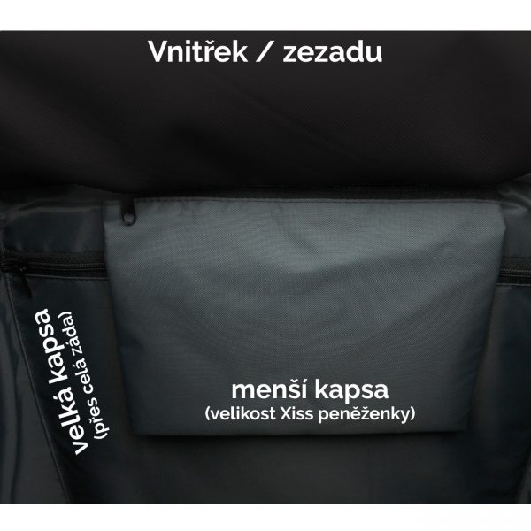 Foto - Travel bag Black traveller