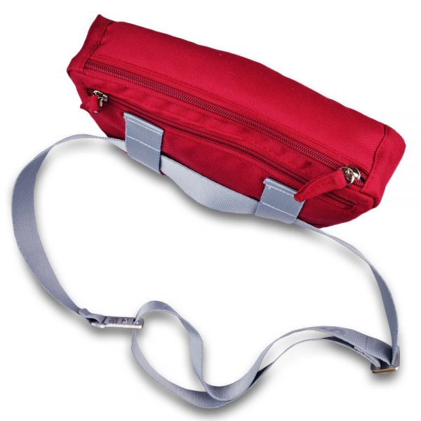 Foto - Fanny pack Strawberry red