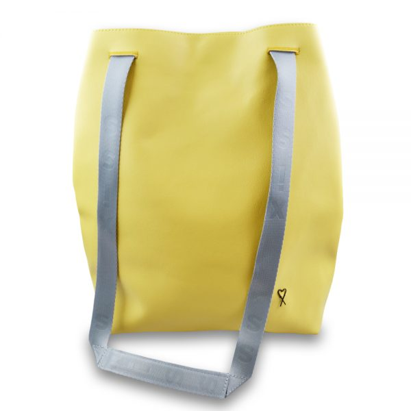 Foto - Backpack Yellow city