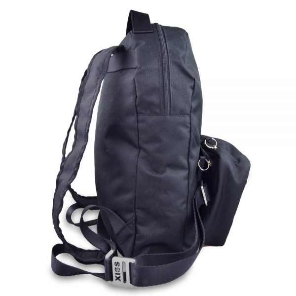 Foto - Backpack & fanny pack Black