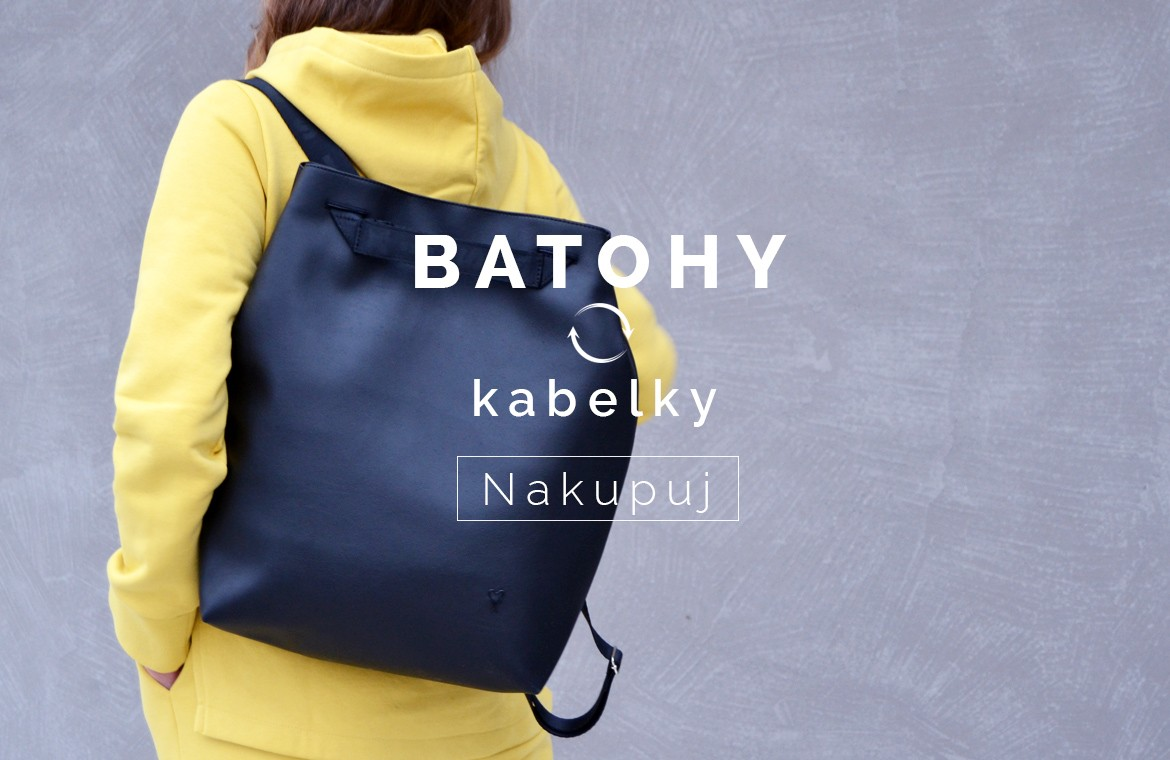 Batohy & kabelky